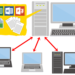 複数のパソコンでドライブを共有する(Windows10)